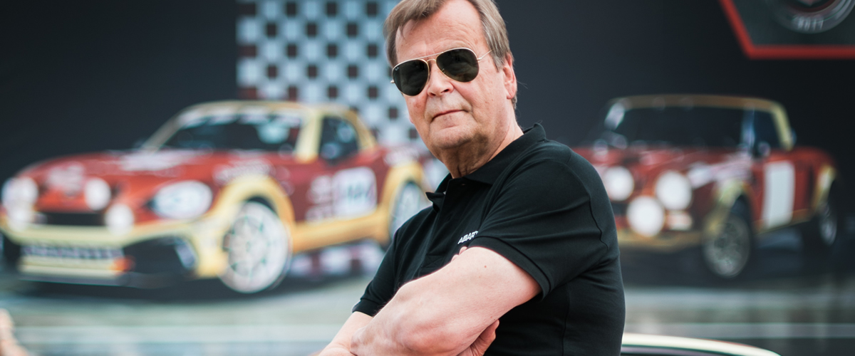 Markku Alén confirmado como piloto convidado no Caramulo Motorfestival