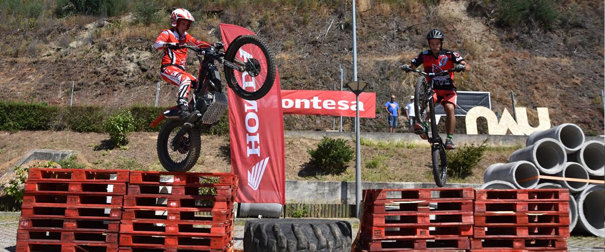 Caramulo Motorfestival inova com Pista de Trial para os visitantes