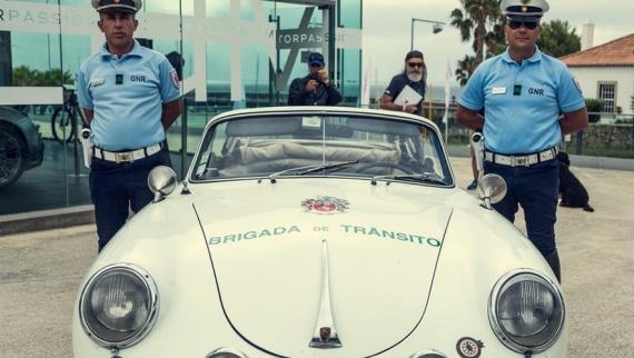GNR leva a sua história até ao Caramulo Motorfestival